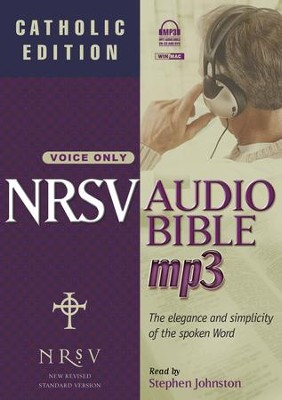 NRSV Audio Bible - Catholic Edition on MP3   -     Narrated By: Stephen Johnston     By: Stephen Johnston