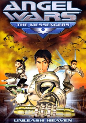 Angel Wars: The Messengers, DVD   -