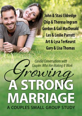 Growing a Strong Marriage--DVDs   -