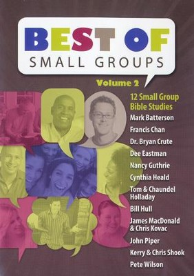 Best of Small Groups DVD, Volume 2   -