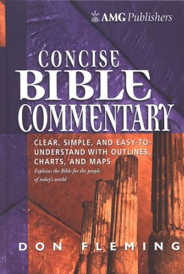 Concise Bible Reference Set 4 Volumes   -     By: Don L. Fleming, Elmer L. Towns