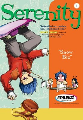 Snow Biz - eBook  -     By: Realbuzz Studios
