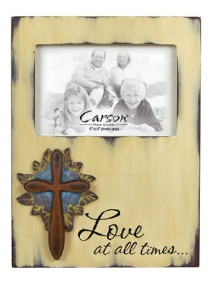 Love At All Times Photo Frame  -