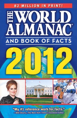 The World Almanac &#153 and Book of Facts 2012   -
