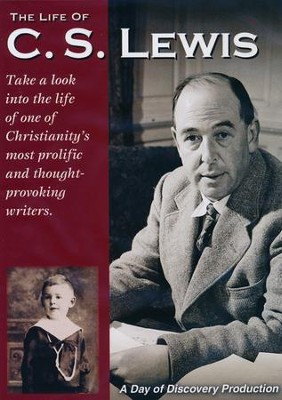 The Life of C.S. Lewis DVD  -