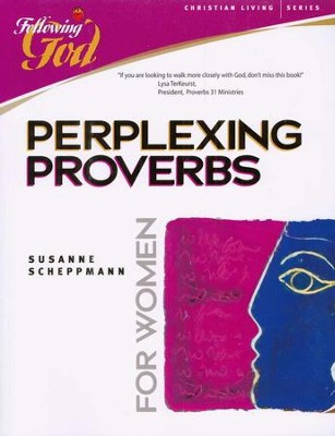 Perplexing Proverbs for Women   -     By: Susanne Scheppmann