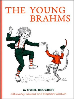 The Young Brahms  -     By: Opal Wheeler, Sybil Deucher