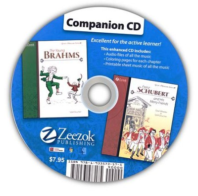 Brahms/Schubert Companion CD  -