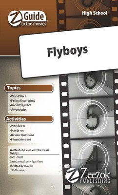 Flyboys Movie Guide CD Z-Guide to the Movies  -