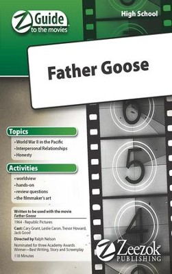 Father Goose Movie Guide Z-Guide to the Movies  -