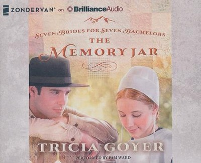 #1: Memory Jar - unabridged audiobook on CD  -     By: Tricia Goyer
