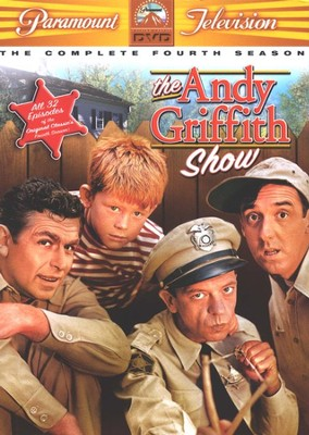 Andy Griffith Show, Season 4 DVD Set   -