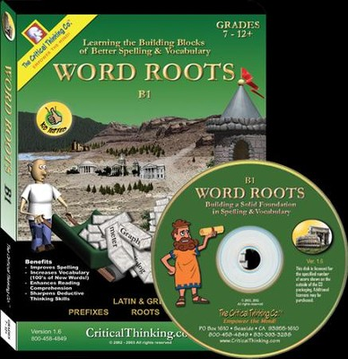 Word Roots Level B1 on CD-ROM   -