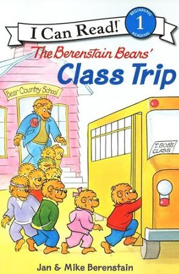 The Berenstain Bears Class Trip  -     By: Jan Berenstain, Mike Berenstain