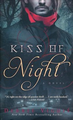 Kiss of Night, Kiss Trilogy Series #1   -     By: Debbie Viguie