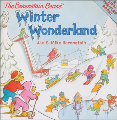 The Berenstain Bears Winter Wonderland  -     By: Jan Berenstain, Mike Berenstain     Illustrated By: Jan Berenstain