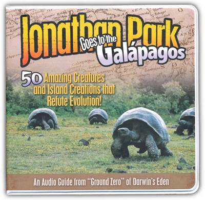 Jonathan Park Goes to the Galapagos   -     By: Pat Roy
