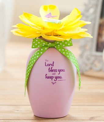 The Lord Bless You, Numbers 6:24, Blooming Flower Expressions  -