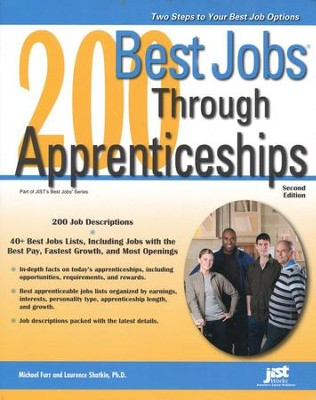 200 Best Jobs Through Apprenticeships, Second Edition  -     By: Michael Farr, Laurence Shatkin