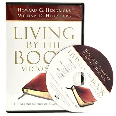 Living By the Book 7-Part Condensed Series DVD   -     By: Howard G. Hendricks