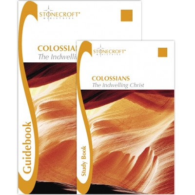 Colossians: The Indwelling Christ Study Kit   -     By: Stonecroft Ministries