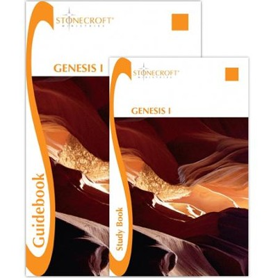 Genesis I: The God of Creation Study Kit   -     By: Stonecroft