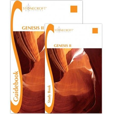 Genesis II: The God of the Family Study Kit   -     By: Stonecroft Ministries
