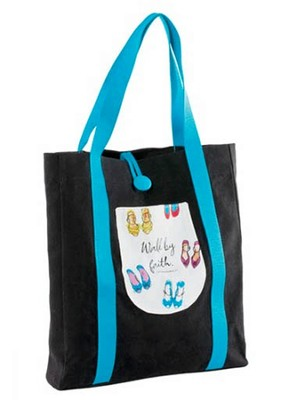 Walk By Faith Tote  -