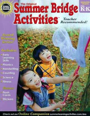 Summer Bridge Activities &#153 Grade Prek-K  -