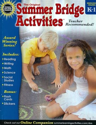 Summer Bridge Activities &#153 Grade K to 1  -