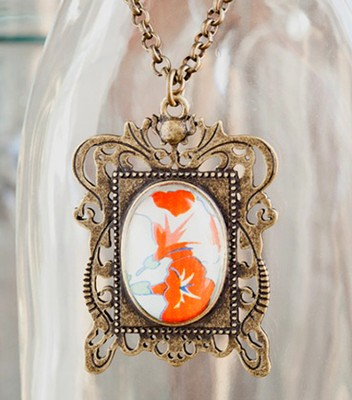 Redeemed Framed Necklace  -