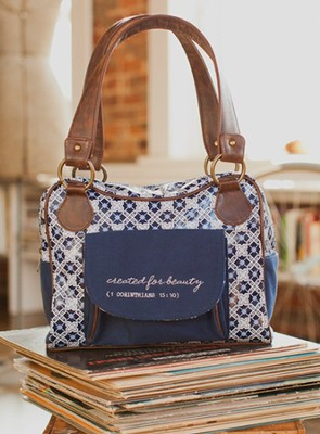 Redeemed Purse, Medium  -
