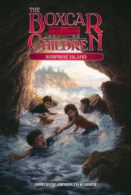 Surprise Island  -     By: Gertrude Chandler Warner     Illustrated By: Mary Gehr