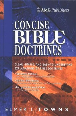 Concise Bible Doctrines   -     By: Elmer L. Towns