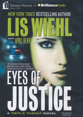 #4: Eyes of Justice - unabridged audiobook on CD  -     By: Lis Wiehl, April Henry