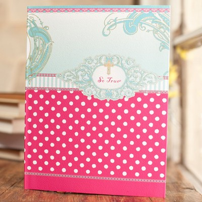 Polka Dot Journal  -