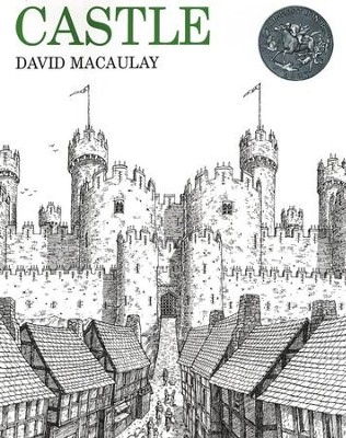 Castle, Hardcover   -     By: David Macaulay