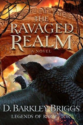 #4: The Ravaged Realm  -     By: D. Barkley Briggs