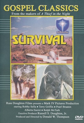 Survival, DVD   -