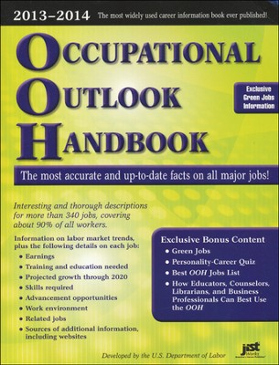 Occupational Outlook Handbook, 2013-2014   -