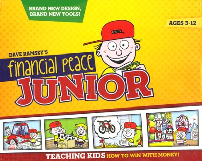 Dave Ramsey's Financial Peace Junior   -
