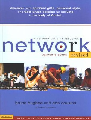 Network, Revised Leader's Guide  - Slightly Imperfect  -