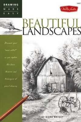 Drawing Made Easy: Beautiful Landscapes   -     By: Diane Wright
