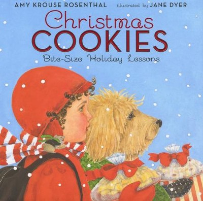Christmas Cookies: Bite-Size Holiday Lessons  -     By: Amy Krouse Rosenthal     Illustrated By: Jane Dyer