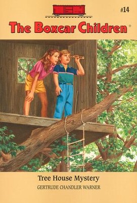 Tree House Mystery  -     By: Gertrude Chandler Warner     Illustrated By: David Cunningham
