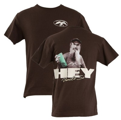 Hey Si Shirt, Brown, XXX-Large   -