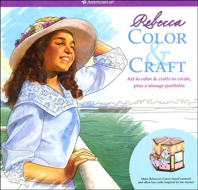 Rebecca Color & Craft  -     By: Renee Graef