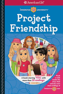 Project Friendship  -     By: Laurie Calkhoven