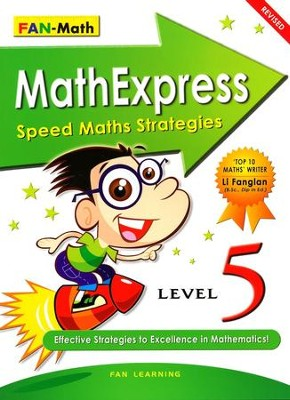 Math Express Speed Maths Strategies 5  -