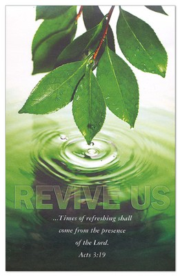 Revive Us Bulletins, 100    -
